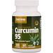Куркумин 95, 500 мг, 60 вегетарианских капсул - изображение