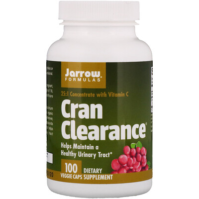 Cran Clearance, 100 капсул