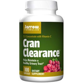 Jarrow Formulas, Cran Clearance, 100 Capsules