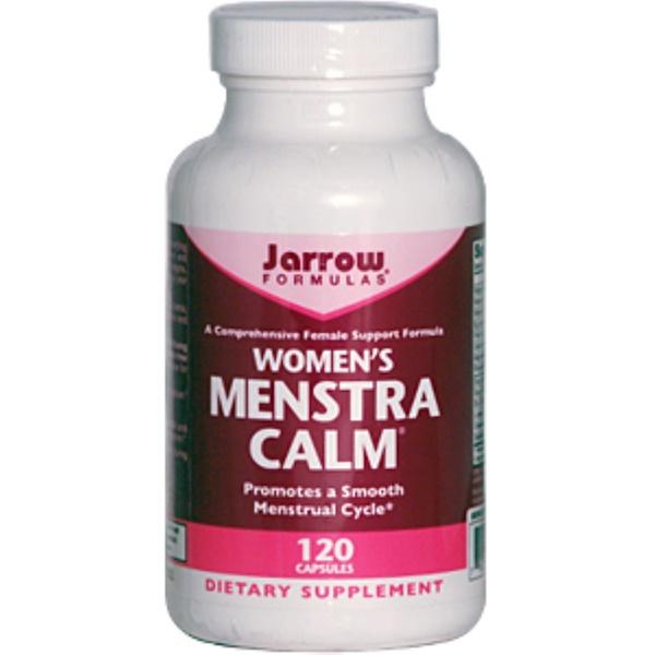 Jarrow Formulas, Women's MenstraCalm, 120 Capsules (Discontinued Item)