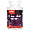 Jarrow Formulas, Resveratrol Synergy, 60 Tablets