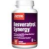 Jarrow Formulas, Resveratrol Synergy, 60 Tabletas