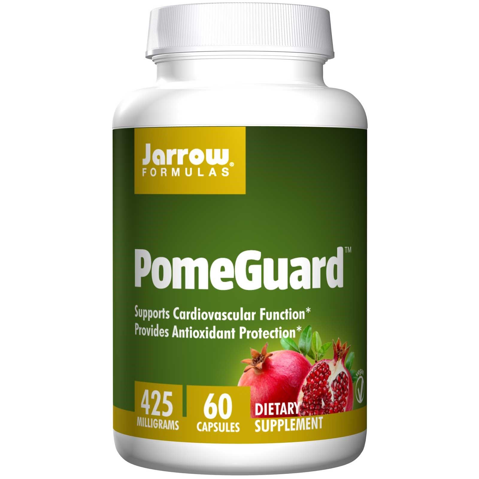 Jarrow Formulas, PomGuard гранатово-овощной экстракт, 60 капсул