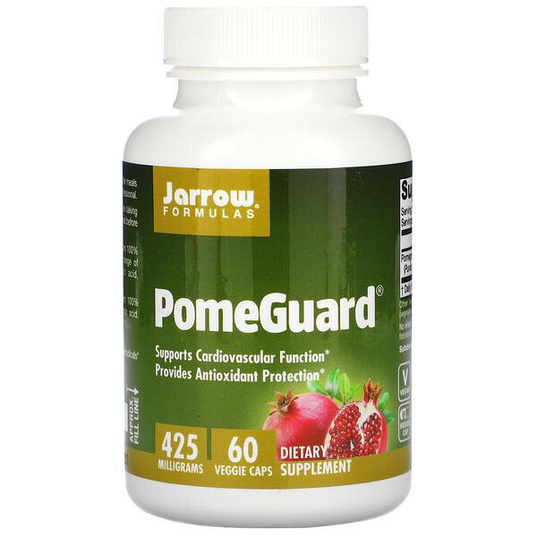 Jarrow Formulas, PomeGuard, 425 mg, 60 Veggie Caps