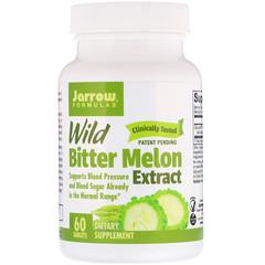 Jarrow Formulas, Wild Bitter Melon Extract, 60 Tablets