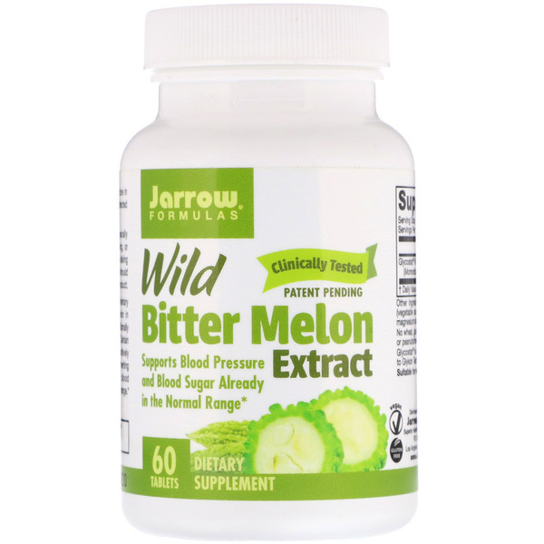 Wild Bitter Melon Extract, 60 Tablets