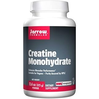 Jarrow Formulas, Creatine Monohydrate, Powder, 11.4 oz (325 g)