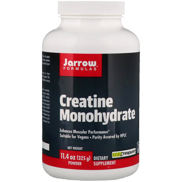 Creatine Monohydrate Powder, 11.4 oz (325 g)
