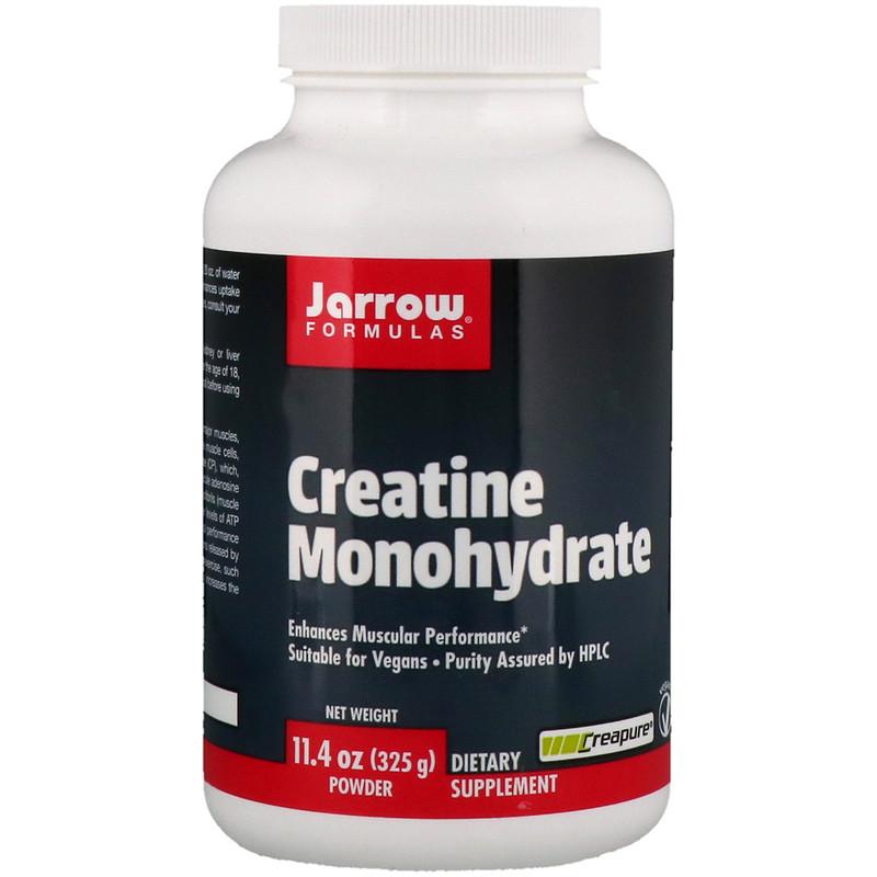 Creatine Monohydrate Powder, 11.4 oz (325 g)