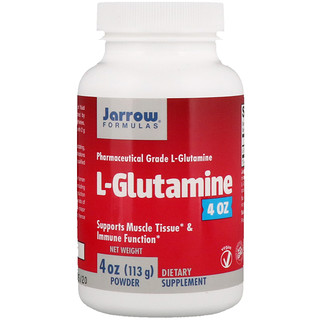 Jarrow Formulas, L-Glutamine, Powder, 4 oz (113 g)