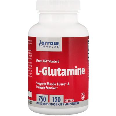 L-глютамин, 750мг, 120растительных капсул спортивная серия бета аланин выносливость 750мг 120растительных капсул