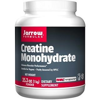Jarrow Formulas, Creatine Monohydrate Powder, 35.3 oz (1 kg)