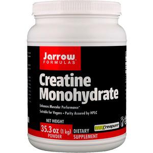 джэрроу формулас, Creatine Monohydrate Powder, 35.3 oz (1 kg) отзывы покупателей