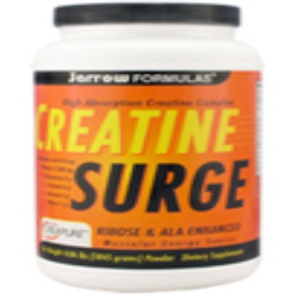 Jarrow Formulas, Creatine Surge, 4.06 lbs (1845 g) (Discontinued Item)