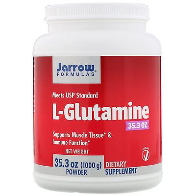 Купить L-глютамин в виде порошка, 1000г (35, 3унции)