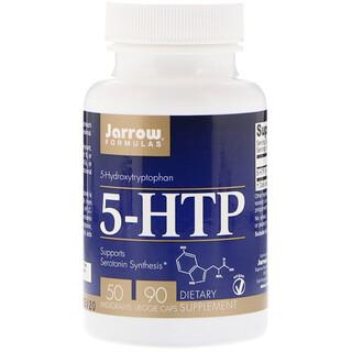 Jarrow Formulas, 5-HTP, 50 mg, 90 Veggie Caps