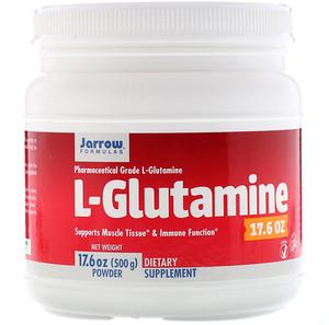 джэрроу формулас, L-Glutamine Powder, 17.6 oz (500 g) отзывы покупателей
