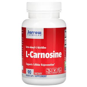 джэрроу формулас, L-Carnosine, 90 Veggie Caps отзывы