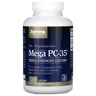 Купить Jarrow Formulas MegaPC-35, 120капсул