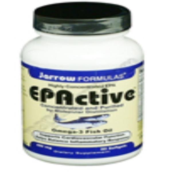 Jarrow Formulas, EPActive, 490 mg, 90 Softgels (Discontinued Item)