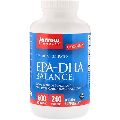 Купить EPA-DHA Balance, 240мягких таблеток