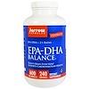 Jarrow Formulas, EPA-DHA平衡膠囊, 240粒