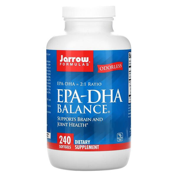 EPA-DHA Balance, 240 Softgels