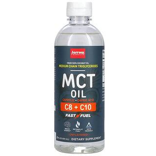 Jarrow Formulas, MCT Oil, Unflavored, 20 fl oz (591 ml)