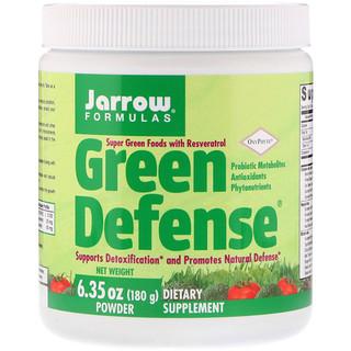 Jarrow Formulas, Порошок Green Defense, 6,35 унц. (180 г)