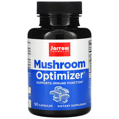 Jarrow Formulas Mushroom Optimizer, 90 капсул