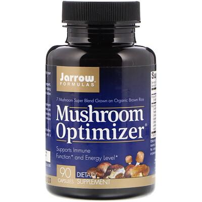 Купить Jarrow Formulas Mushroom Optimizer, 90 капсул