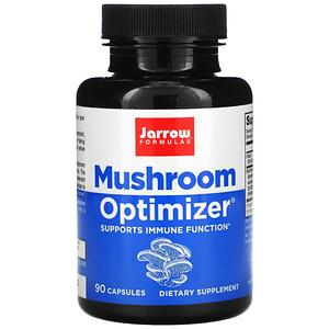 джэрроу формулас, Mushroom Optimizer, 90 Capsules отзывы покупателей