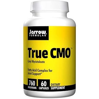 Jarrow Formulas, True CMO, 760 mg, 60 Capsules