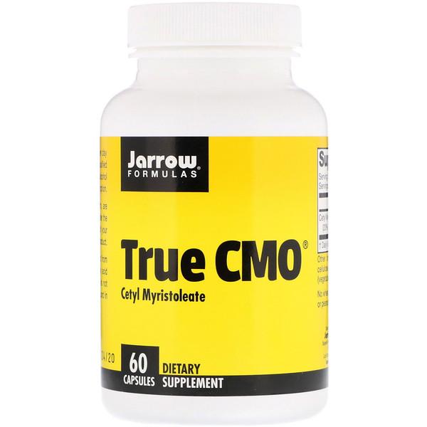 True CMO, 60 Capsules
