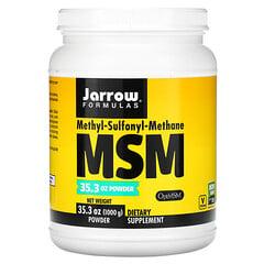 Jarrow Formulas, MSM 粉,35.5 盎司(1,000 克)