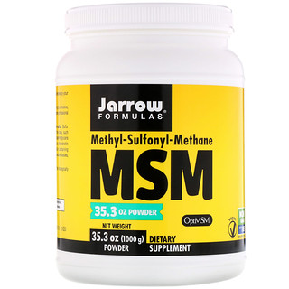 Jarrow Formulas, MSM Powder, 2.2 lbs (1000 g)