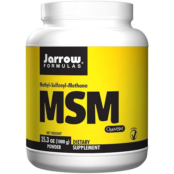 Jarrow Formulas, MSM Powder, 35.3 oz (1000 g)