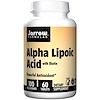 Jarrow Formulas, Alpha Lipoic Acid, with Biotin, 100 mg, 60 Tablets (Discontinued Item)