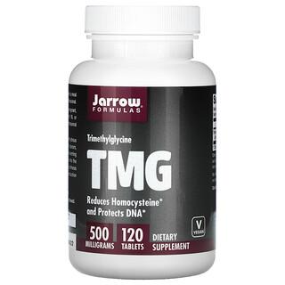 Jarrow Formulas, TMG, 500 mg, 120 Tablets