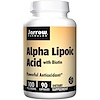 Jarrow Formulas, Alpha Lipoic Acid, with Biotin, 100 mg, 90 Capsules (Discontinued Item)