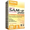 Jarrow Formulas,  SAM-e (S-Adenosyl-L-Methionine) 200, 200 mg, 20 Enteric-Coated Tablets