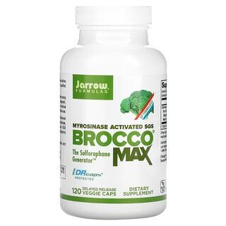 Jarrow Formulas, BroccoMax, 120 Delayed Release Veggie Caps