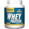 Jarrow Formulas, 100% Натуральный Сывороточный Протеин в Порошке Без Вкуса, 16 унций (454 г)