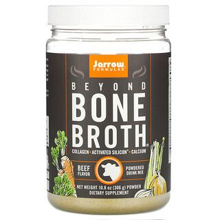 Jarrow Formulas, Beyond Bone Broth, Beef Flavor, 10.8 oz (306 g)