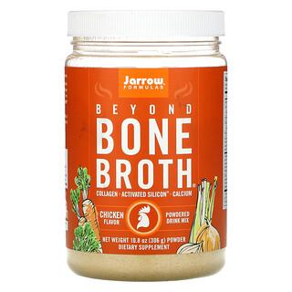 Jarrow Formulas, Beyond Bone Broth, Chicken Flavor, 10.8 oz (306 g)