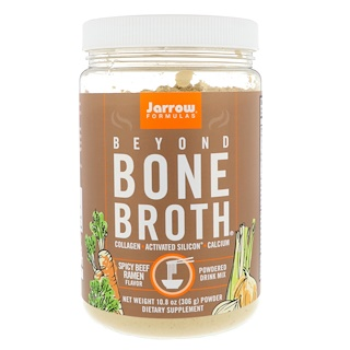 Jarrow Formulas, Beyond Bone Broth, Spicy Beef Ramen Flavor, 10.8 oz (306 g)