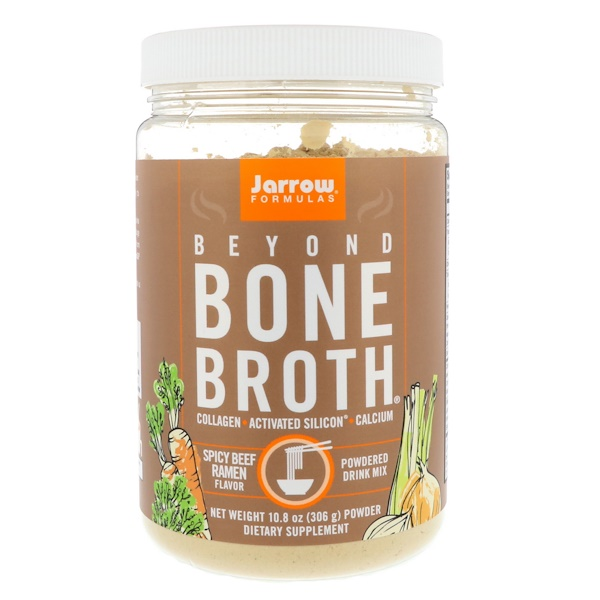 Beyond Bone Broth, Spicy Beef Ramen Flavor, 10.8 oz (306 g)