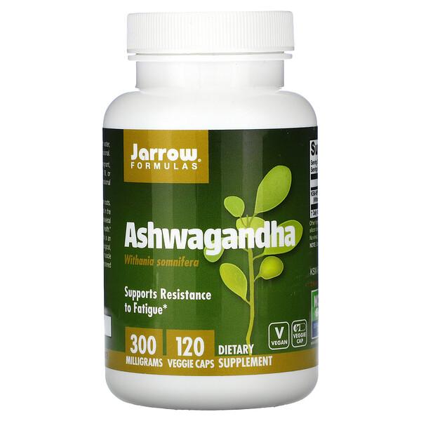 Ashwagandha, 300 mg, 120 Veggie Caps