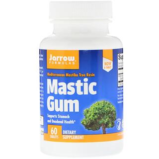 Jarrow Formulas, Mastic Gum, 60 Tablets