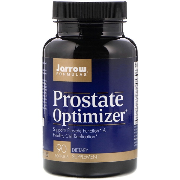 Prostate Optimizer, 90 cápsulas blandas